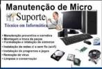 Formatação de computador, notebook e netbook.