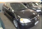 HONDA CIVIC 2002 1.7 LX 16V GASOLINA 4P AUTOMÁTICO