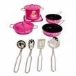 Barbie Kit Chef de Cozinha Metal Infantil BB8841 - Fun