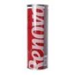 Papel Higiênico Renova Folha Dupla Vermelho Tubo com 3 Unidades