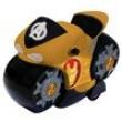 Smart Moto Fricção Avengers Yellow Homem de Ferro