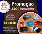 Promoção 3.000 Cartões de Visita