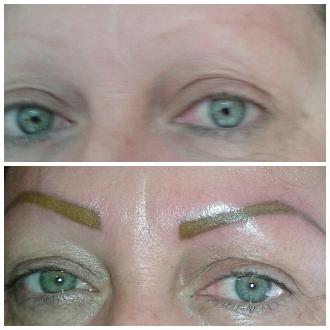 Maquiagem definitiva nas sobrancelha