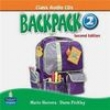 Audio CDs - Backpack: Class Level 2 - 9780132451260