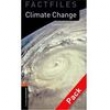 Livro + CD - Factfiles: Climate Change - Level 2 - Barnaby Newbolt - 9780194236348