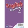 Livro - English Adventure ( PLUS ) 4: Poster - Pearson 1714230 - 9780131110595