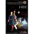 Livro - Colección Un Paseo por la Historia - 1492: Nível II - Sergio Remedios Sanchez - 9788477116295