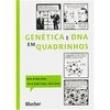 Livro - Genética e DNA em Quadrinhos 822402 - 9788521206132