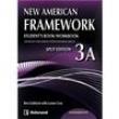 Livro - New American Framework 3A: Student ´ s Book / Workbook - Split Edition - Ben Goldstein e Leanne Gray 2629900 - 978607060
