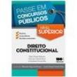 Livro - Passe em Concursos Públicos - Direito Constitucional: Nível Superior - Fábio Taveres Sobreira 4934049 - 9788502626072
