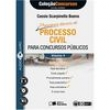 Livro - Processo Civil Para Concursos Públicos - Volume 4 - Autor Cassio Scarpinella Bueno - CD de Audiolivro - 9788502097698