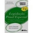Livro - Sinopses Jurídicas - Legislação Penal Especial - Volume 24 - Victor Eduardo Rios Gonçalves - 9788502620834
