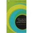 Livro - Sobre o Que nos Perguntam os Grandes Filósofos - Volume 3 - Leszek Kolakowski 169324 - 9788520008997