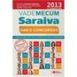 Livro - Vade Mecum OAB e Concursos - 2ª Edição 2013 2310367 - 9788502204577