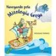 Livro - Navegando Pela Mitologia Grega - Douglas Tufano - 9788516095369