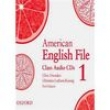 CD - American English File: Class CDs - Level 1 - Clive Oxenden, Christina Latham - Koenig and Paul Seligson - 9780194774291