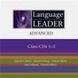 CD Audio - Language Leader Advanced - Class CDs 1 - 3 - David Cotton, David Falvey, Simon Kent, Ian Lebeau and Gareth Rees - 978