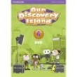 DVD - Our Discovery Island 4 - Jose Luis Morales - 9781447900276
