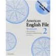 Livro + CD - American English File: Workbook - Level 2 - Clive Oxenden, Christina Latham - Koenig And Paul Seligson - 9780194774