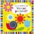 Livro - Com Meus Dedinhos: Vamos Passear ! - Usborne Publishing Ltd - 9781409542032