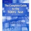 Livro - Complete Guide to the Toefl IBT CD - Audio - 9781413023084