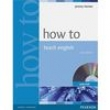 Livro + DVD - How To Teach English - Jeremy Harmer - 9781405853095