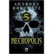 Livro - O Poder dos Cinco - Necrópolis - Volume 4 - 9788501088352