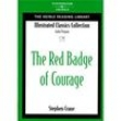 Livro - The Heinle Reading Library Illustrated Classics - The Red Badge of Courage CD - Audio - Level A - 9781413011067