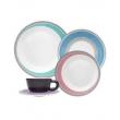 Aparelho de Jantar e Chá Moon Candy Dots 20 peças - Oxford 9088663