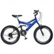 Bicicleta Colli Bike GPS Full - S Aro Aero 20 com 21 Marchas 36 Raias com Freio V - Break - 310 3075746