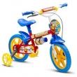Bicicleta Nathor Fireman Aro 12 6362645