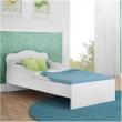 Mini cama Ternura Branco - Casabras 9142265