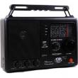 Rádio Portátil 12 Faixas com USB e SD 1W Preto RM - PF 122 / AC - Motobras 9578069