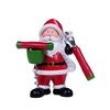 Abridor de Garrafa e Saca Rolha Santini Christmas com Suporte Papai Noel 065 - 600385 5880362