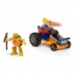 Megabloks As Tartarugas Ninja Matel Pizza Racer - Michelangelo 9432612
