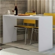 Mesa para Cozinha Retangular / Bancada Multifuncional - Branco 8449409