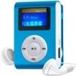 Mini Mp3 Player Clip com Visor e F Entrada para Cartão de até 8 GB Fone de Ouvidos e Cabo USB 6622643