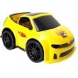 Carro de Fricção Candide Hot Wheels Wind Faster - Amarelo 9637916
