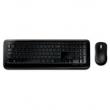 Kit Teclado e Mouse Microsoft Desktop 2LF 00023 Wireless Preto 8898990