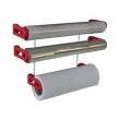 Suporte para 3 Rolos Metaltru Fixar 5800227