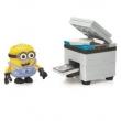 Mega Bloks Mattel Minions Fotocopiadora 8197545