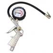 Calibrador de Pneus Tipo Relógio até 160 lbs / psi com Manometro 6634833