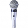 Microfone Profissional Com Fio Cardióide Sm58 P4 Leson 3864120