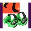 Patins Adaptado Com Rodas De Led Para Tenis Esporte ( SKT - 11 - VERDE ) 4902466