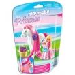 Playmobil - Soft Bags Princess - Princesa com Cavalo - 6166 - Sunny 8929917
