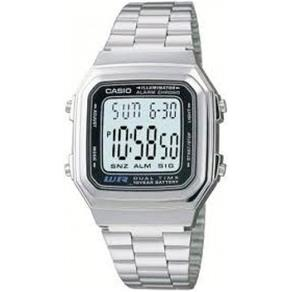 Relógio Casio Unissex Vintage A178WA - 1ADF 7303754