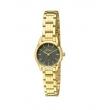 Relógio Feminino Mini Dourado Preto Eterna Condor 9665962
