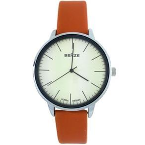 Relógio Masculino Analógico Social Berze BT238M Bege 7841471