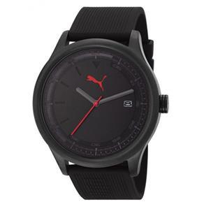 Relógio Masculino Puma 96176GPPMPU3 40mm Preto 8477094