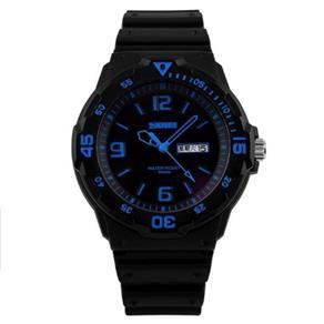 Relógio Masculino Skmei Analógico 1045 Pt - Az 9304785